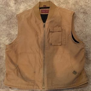 Real Ranch Vest. Men's XL